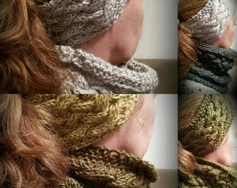 Headband and cowl
