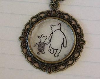 Pendant Vintage Winnie Pooh