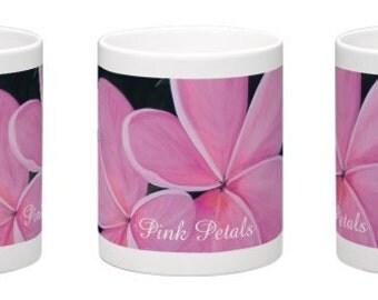 Pink Petals 8oz Mug
