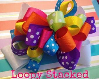 Loopy Stacked Bow *customize*