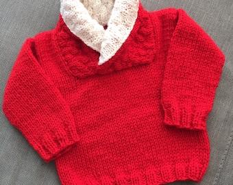 Boy Sweater / Sueter para Niño