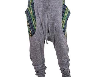 RainbowSerpent GreyZone Tribal Pants