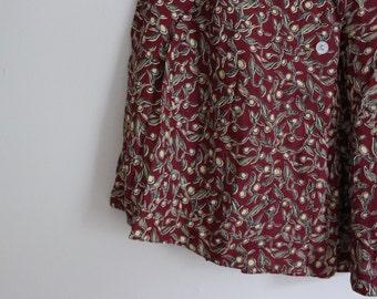 Vintage Anthropologie Skirt