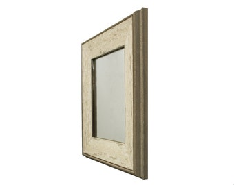 Custom Distressed Mirror