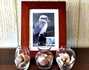 A Set of Teeny Delights for Special Gifts!  Shells Decor, Coastal Home Decor, Wedding Table Decor, Nautical Decor, Seashells, Beach Decor