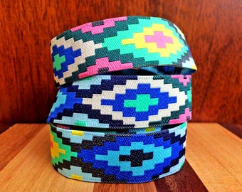 Spirit Weave Ribbon | Amy Butler | Renaissance Ribbon | Sewing Ribbon