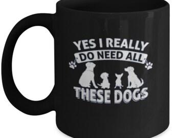Dog Mug - Dog coffee mug