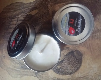Pennywise, 4 ounce candle