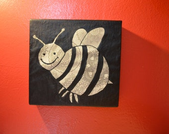 A bee your you!