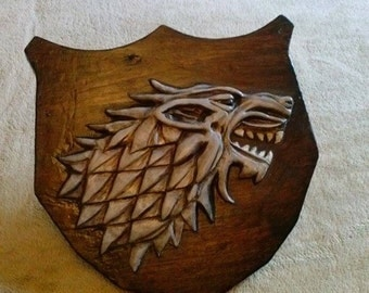 Game of Thrones-Game of Trones - House Stark