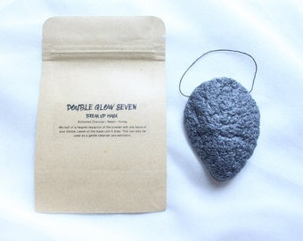 Konjac Sponge with Face Mask