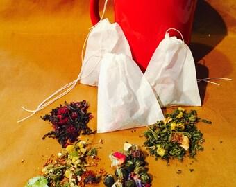 Favorites Tea Sampler Pack - 8 bags of tea, 4 flavors
