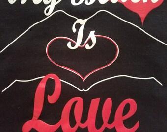 My Black Is Love