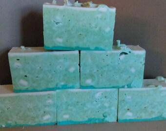 Sage Ocean Shea Butter Soap