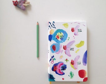 Cat Bird Notebook