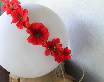 Pretty red wreath