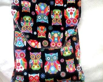 Owl Diaper Clutch