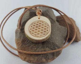 Flower of life - pendants - talisman - magic amulet - celtic - folk