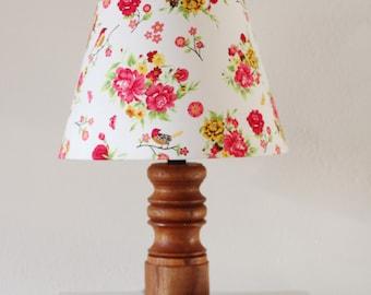 "Unique table lamp bedside lamp ""Summer Spirit"""