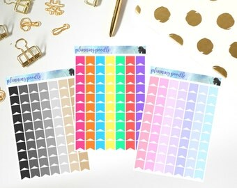 Mini Flags / Planner Stickers