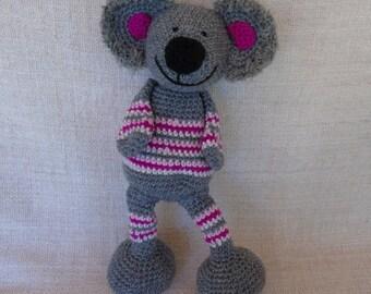 Koala au crochet, Ko aline l'intrépide escaladeuse