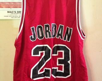 Michael Jordan '23' Bulls Jersey