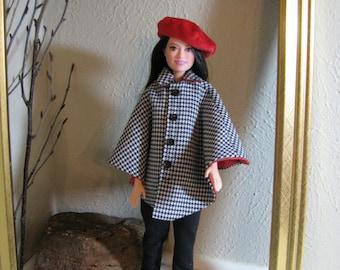 Barbie doll clothes - winter suit