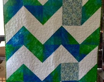 Fun One Baby Quilt