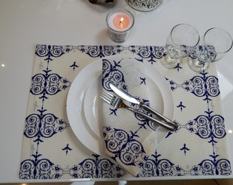 Napkin and Placemats