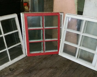 Vintage Window Sash