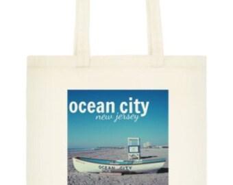 Ocean City, Nj tote bag