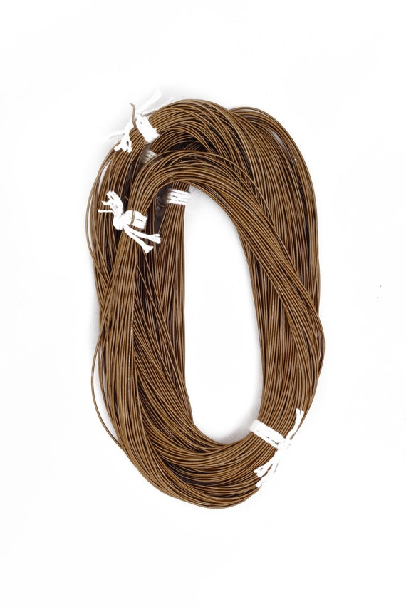 jaseron french stiff wire in brown color from zardouzi on On stiff wire for crafts