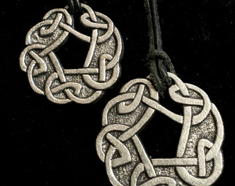 Celtic love knot, partner jewelry, love, love, celtic knot, endless