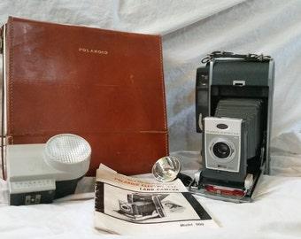 Polaroid Land Camera Electronic Eye