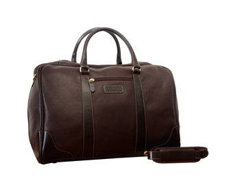 Duffle Bag Brown 272