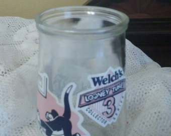 Welch's Looney Tunes collectible Glass