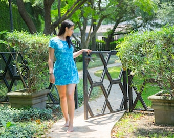 By the pool eco dress