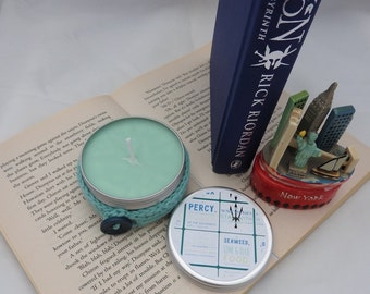 Percy Jackson Character Candle Tin -  Percy