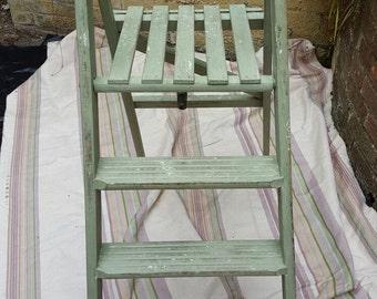 Vintage Step Ladder