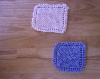 Infant Washcloths (Set of 2)