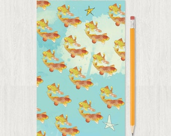 Wish on a Fish Notebook