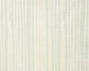 Drapery/Upholstery Jacquard Fabric Percy 333 Arctic By The Yard