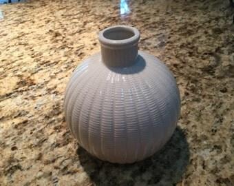 Tiffany & CO White Vase