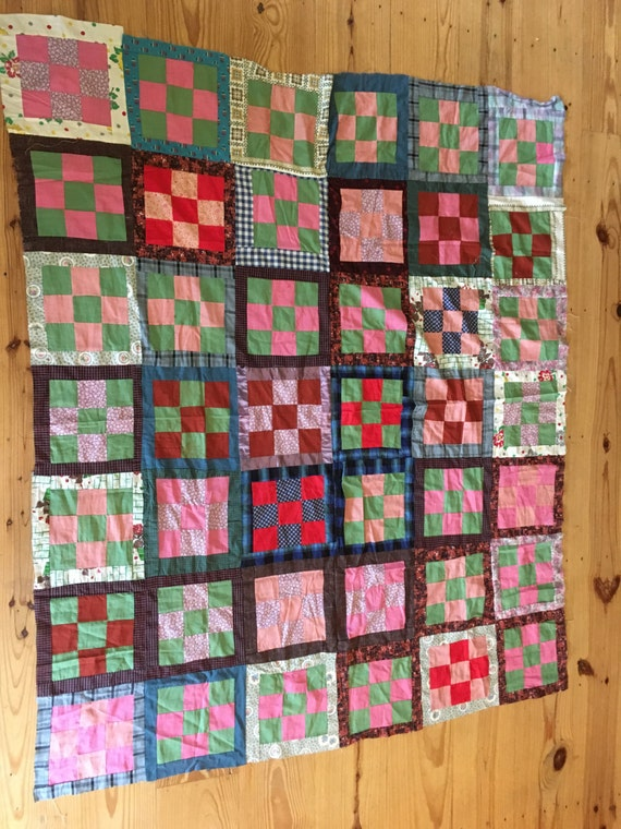 Vintage Quilt Top 94