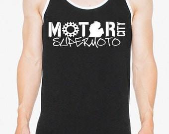 Motor City Supermoto Tank Top