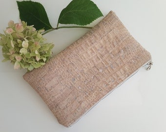 Wallet made of Cork