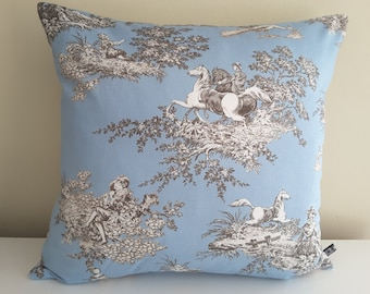 "Pillowcase ""Toile de Jouy"""