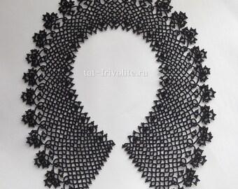 Frivolite collar to order