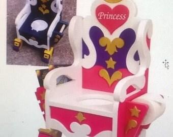 Princess/Prince Potty Chair