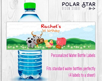 Etsy your place to buy and sell all things handmade for Buy water bottle labels